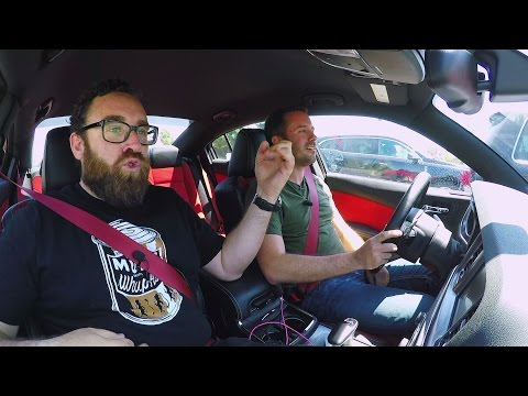 Quick Drive: '16 Dodge Charger Hellcat (w/ Jonny Lieberman) – Daily Fix