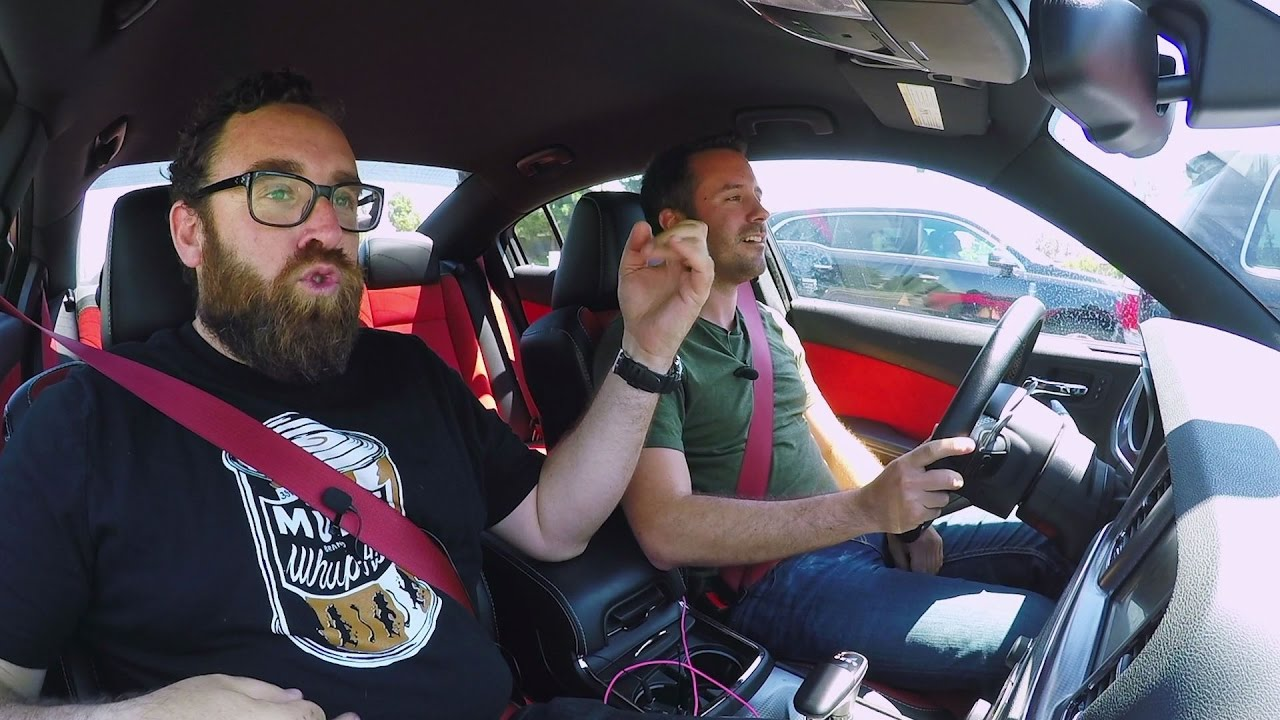 Quick drive 39 16 dodge charger hellcat w jonny lieberman for Motor trend channel youtube