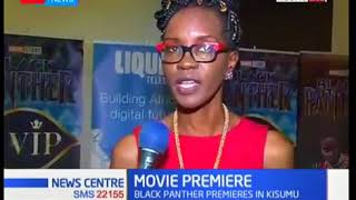 Kisumu County Minister for Tourism-Achieng Alai announces Oscar winner Lupita Nyongo's absence