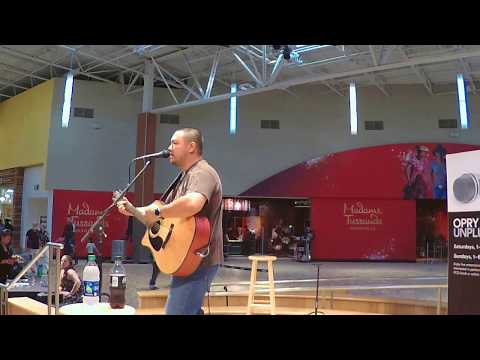 Michael Allen - Opry Mills Unplugged Performance, 5/21/17