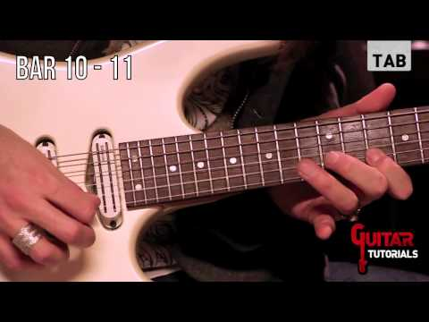 Rest In Peace (Extreme) - Solo - Guitar Tutorial with Paul Audia Mp3
