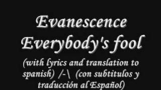 Evanescence - Everybody
