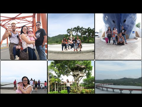 Places to visit in Tacloban City,Philippines!San Juanico Bridge,Sto Nino Shrine,M/V Eva Jocelyn!