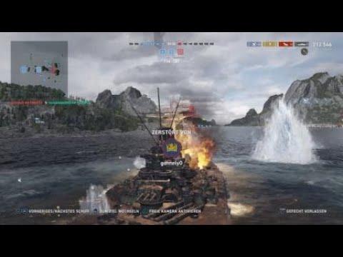 World of Warships: Legends Yamato 212K gameplay - YouTube