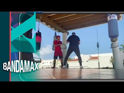 ¿Pelea de box entre Walo de la Banda MS y Christian Nodal? | Notibanda | Bandamax
