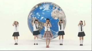 2009/7/29リリース、3rdシングル「世界はサマーパーティー」