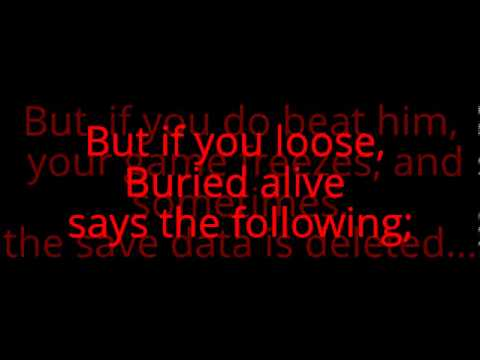 Lavender Town Mysteries Buried Alive Youtube