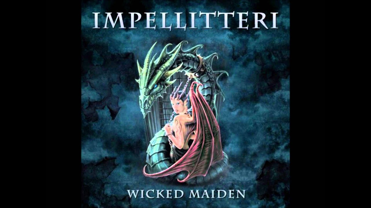wicked maiden impellitteri