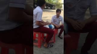 nhạc chế gõ po trại giam đồng phú Hoàng 3Ke