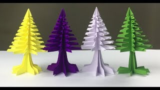 Christmas Tree Decorations Ideas | Christmas Tree Making Ideas | Christmas Tree Making