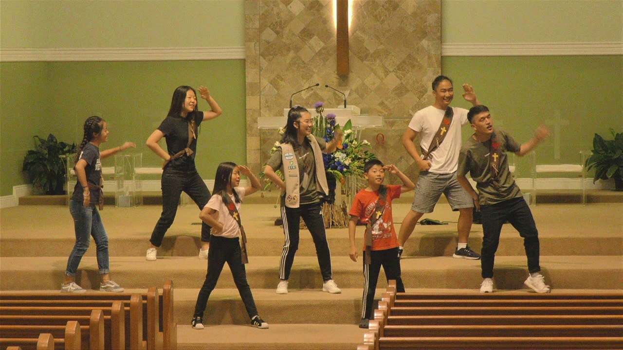 In The Wild Vbs 2019 Songs