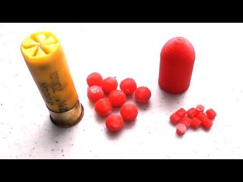 "3D Printed ""Bucky Shot"" for taofledermaus - Solidoodle Gen 3"