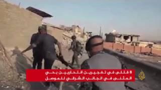 الساعدي: أيام قليلة لاستعادة كامل مدينة الموصل