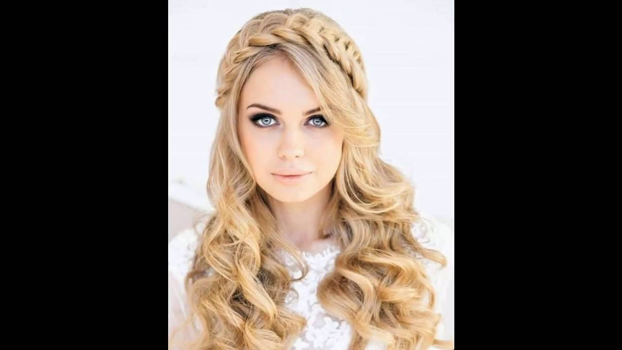 long hairstyles for going out - youtube