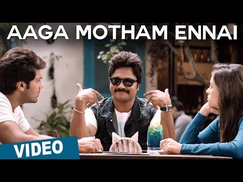 Aaga Motham Ennai Video Song | Bangalore Naatkal | Bobby Simha | Raai Laxmi | Gopi Sunder