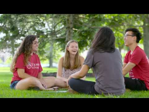 St. John's University - Opportunity Awaits You