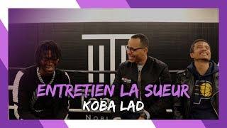 Interview Koba LaD - le football, ses inspirations, la gestion du succs | #PodcastLaSueur