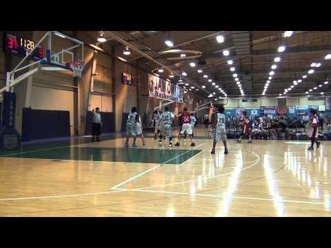 Fairfield Ballers   1 18 2015   Ballers vs Team Esface