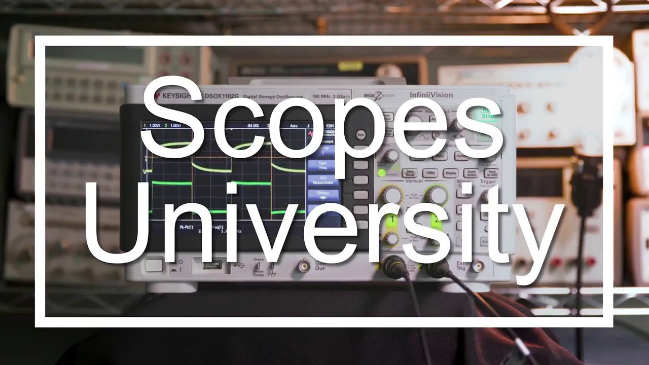 small resolution of how to set up an eye diagram with infiniivision oscilloscopes part 1