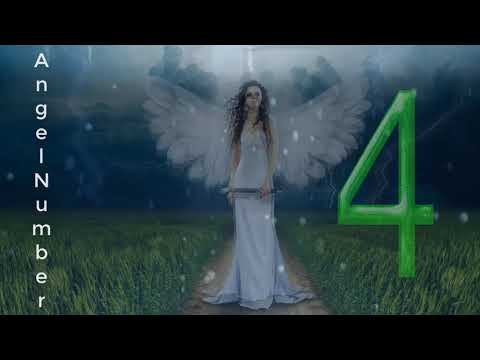 angel number 4 |  The meaning of angel number 4