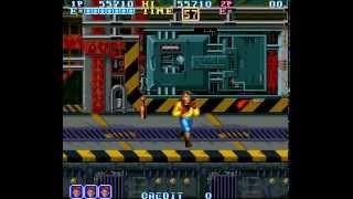Arcade Longplay [456] Gang Wars