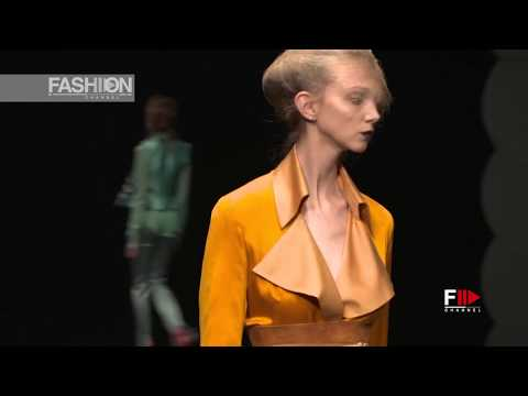 EMELIE JANRELL Fashion Week Stockholm Fall Winter 2017-18 fashion show - Fashion Channel
