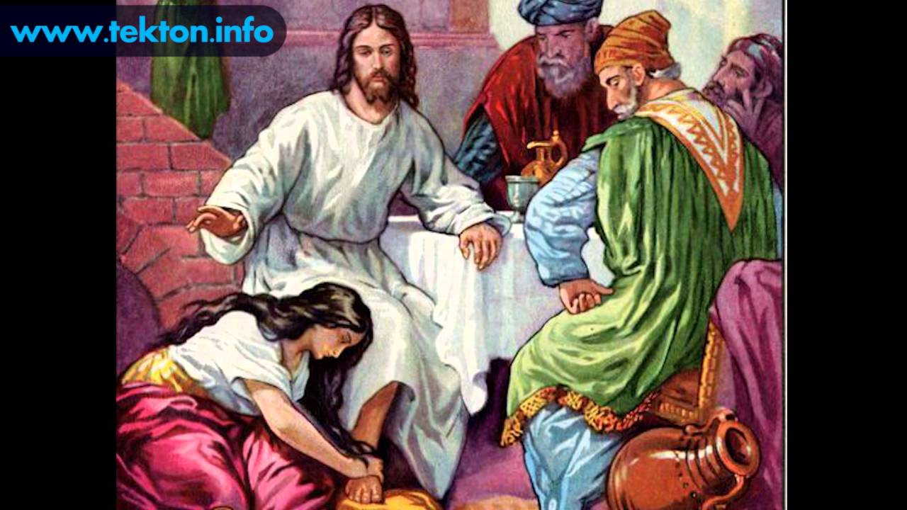 Evangelio Lunes Santo, Semana Santa (21 marzo 2016) - YouTube