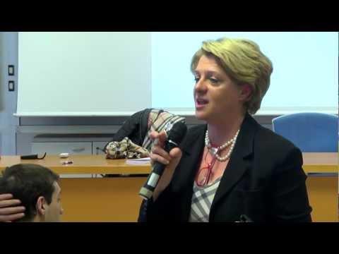 """Lezione 5 (pt1) - Giovanna Mariani, """"Il Business Plan"""""""