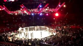 ufc fight night 103 live walkout alex morono great white houston gracie woodlands home coming