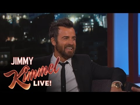 Justin Theroux Went to a Lame Bachelor Party