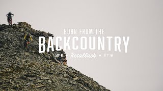 Born from the Backcountry // Vanderham and Sandler Scout, Build and Ride a New Alpine Trail