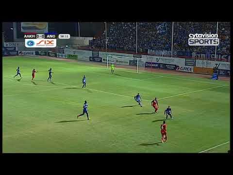 Alki Oroklini 0-1 Anorthosis Famagusta FC