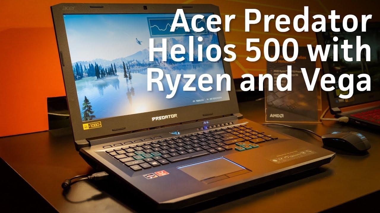 Acer Predator (Vega 56+Ryzen 2) Helios 500 | Page 3 | NotebookReview