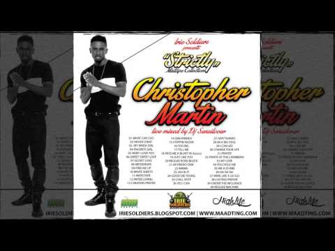 DJ Sensilover - Strictly Christopher Martin (Mixtape 2016)