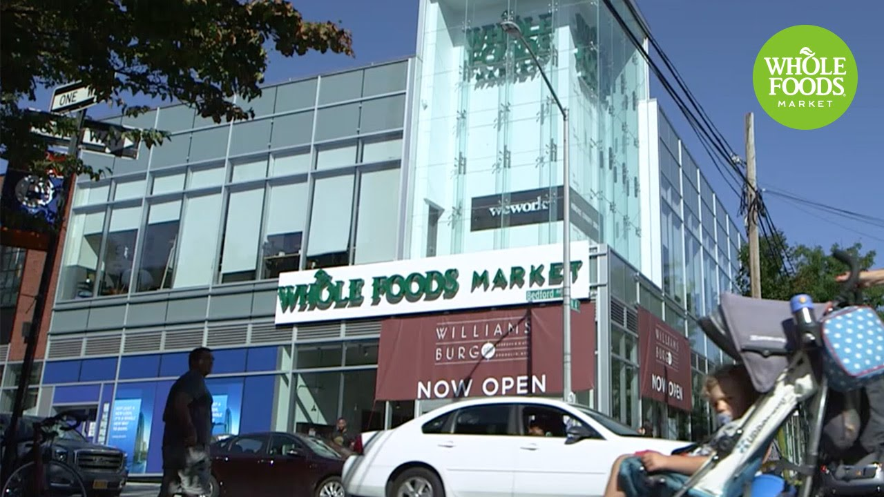 Whole Foods Market Store Count