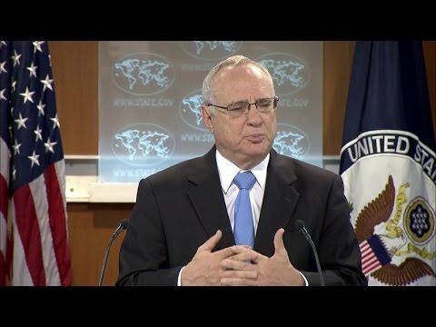 Ambassador Saperstein Briefs on International Religious Freedom Report