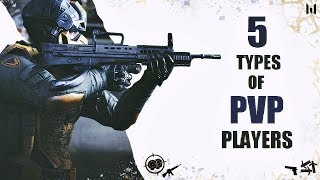 Warface: 5 types of PvP players