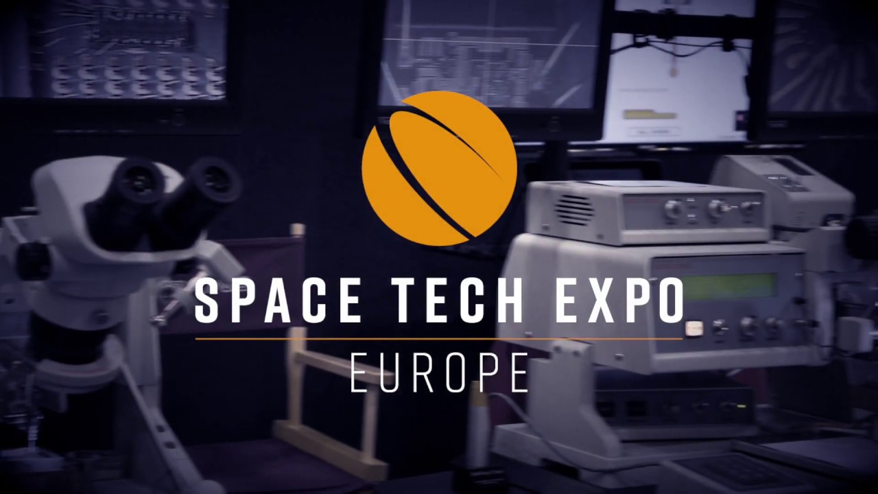 Space Tech Expo Europe 2019 - Discover the latest trends in Space Technology!