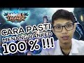 Tips & Trik Menang Ranked Mobile Legends - Belajar Bersama