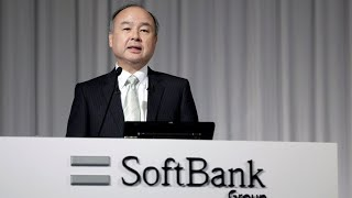 SoftBank Shares Tumble With Son's Foray Into Options Trading
