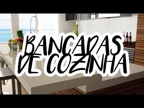 Casa Cor Minas  2017 - BANCADAS DE COZINHA