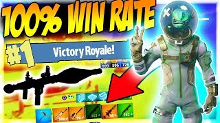 "IF YOU GET THIS IN A GAME OF FORTNITE YOU SHOULD NEVER LOSE! | ""Fortnite Tips & Tricks Ep. 16"""