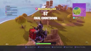 final fight in fortnite