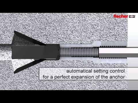 Fischer Aircrete Anchor FPX-I