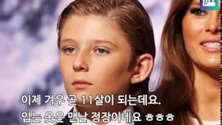 10살 꼬맹이 슈퍼금수저, 배런 트럼프로 사는법 10가지
