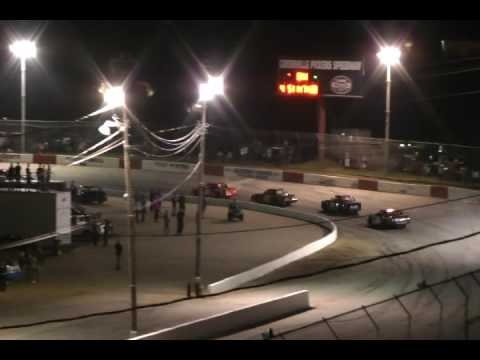 Super Stocks at Greenville Pickens Speedway 5/7/2016 - YouTube