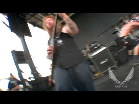 Within Chaos And Dean Guitars, Ozzfest 2008
