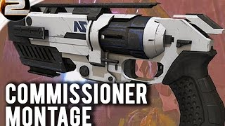 Commissioner Montage! Best Pistol in the game | Planetside 2 Gameplay Montage