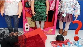 DIY Oyuncak Bebeğime Dikişsiz Elbise Yapımı | Hangi Kombin? Bidünya Oyuncak