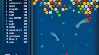 Bubble Shooter - Kostenlos spielen auf MeinGames.de